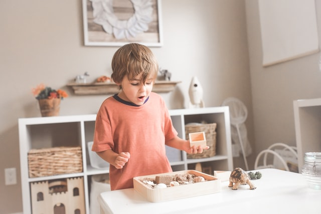 Sypialnia Montessori to miejsce idealne do rozwoju dziecka