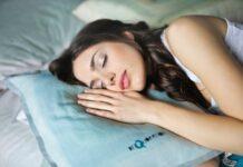 Higiena snu pozwala na długi i spokojny sen.